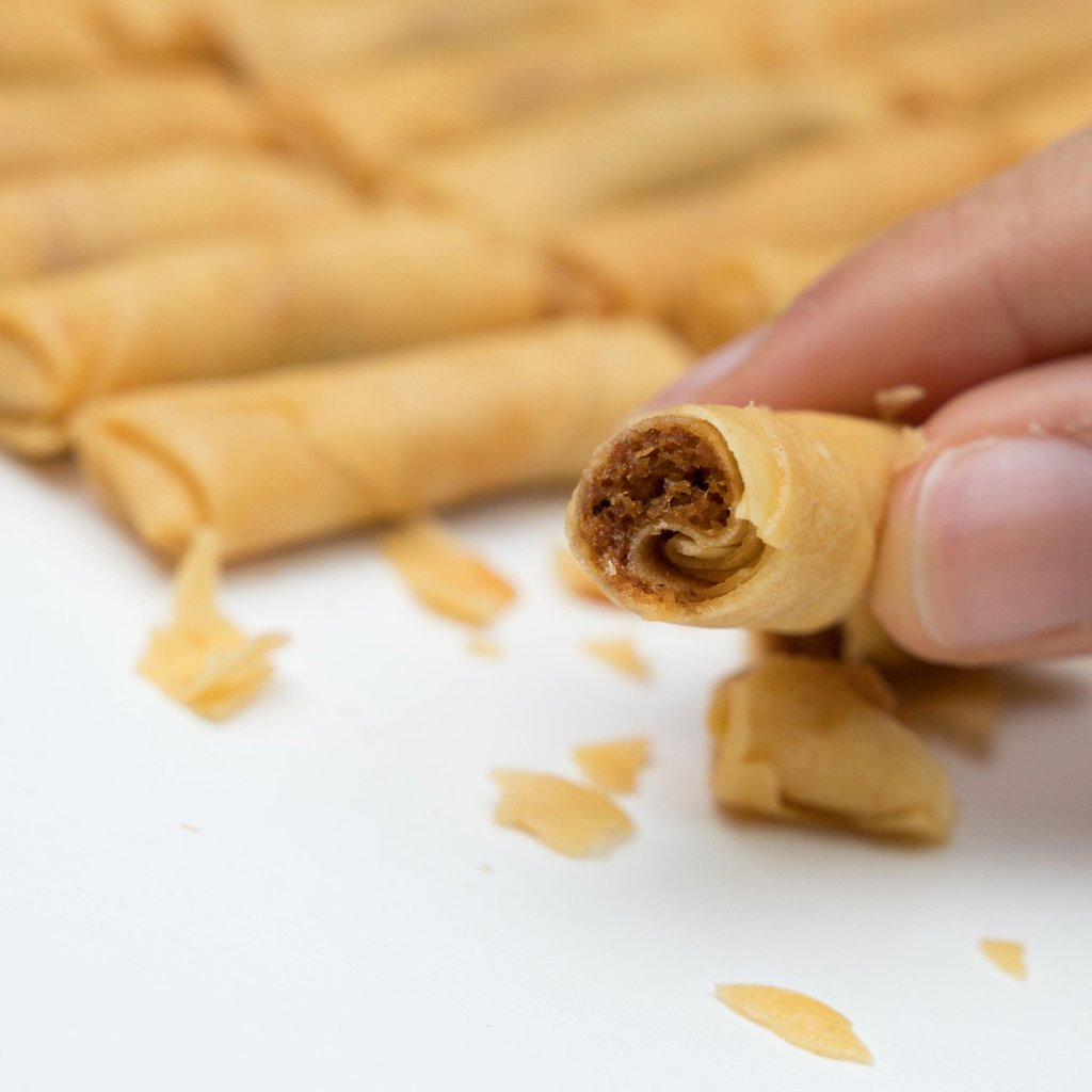 Dried Spring Rolls (DailyBakes)